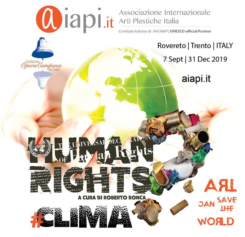 Διεθνής έκθεση της AIAPI και UNESCO με τίτλο HUMAN RIGHTS?
