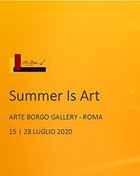 Διεθνής έκθεση «Summer is Art»